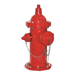 Fire Hydrant TGIC Protective Coating