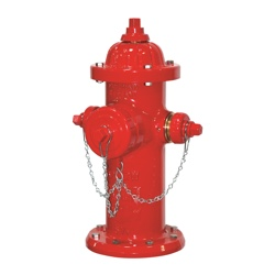 Medallion Fire Hydrant